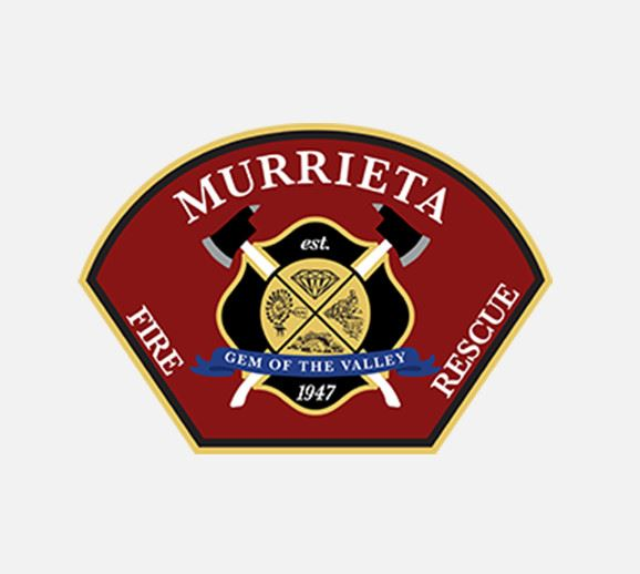Murrieta Fire Rescue Logo